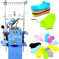 Buy cheap Plain & Terry Socks and Invisible Socks Knitting Machine from wholesalers