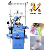 Best High Quality Socks Knitting Machine with Single Cylinder and Terry wholesale