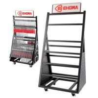 Clamp Display Trolley
