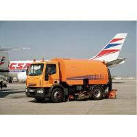 Sweeper for runway