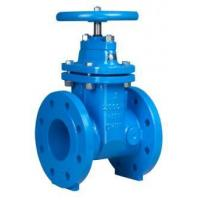 Non-rising Resilient Seated Cast Iron Gate Valve