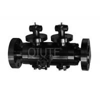 Buy cheap Ball Valve DBB Ball Valve from wholesalers