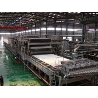 Buy cheap The paper main part 3800 long net paper machine from wholesalers