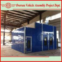 Best Car spray paint booth wholesale
