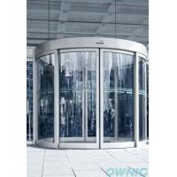 Arc-Shaped Automatic Door