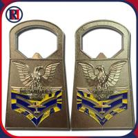 Buy cheap Flat Pink Crown Zinc Alloy Bottle Opener from wholesalers