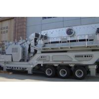 Buy cheap Mobile Impact Crusher from wholesalers