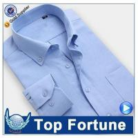 Buy cheap Customized wholesale quality men office shirts from wholesalers