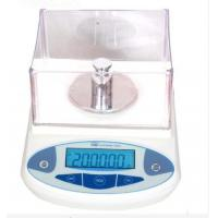 Buy cheap 500g/0.001g Lab Analytical Digital Balance Scale from wholesalers