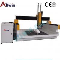 Buy cheap foam CNC router 5 axis 1325(1300x2500x700 mm) from wholesalers