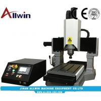 Buy cheap Mini 3 Axis CNC Router 3030 for Jewelry Metal from wholesalers