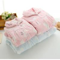 Buy cheap Printed Flannel Pajamas from wholesalers