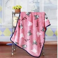 Buy cheap Printed Baby Flannel Blanket from wholesalers