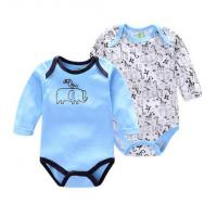 Buy cheap Long Sleeve Baby Bodysuit from wholesalers
