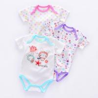 Buy cheap Short Sleeve Baby Bodysuit from wholesalers