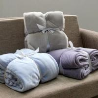 Buy cheap Solid Coral Fleece Blankets from wholesalers