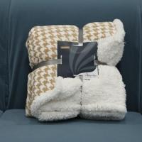 Buy cheap Coral Fleece And Shepra Double Layer Blankets from wholesalers