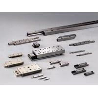 Precise guide components for reliable and accurate machine motion
