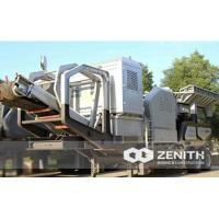 Y Series Mobile Jaw Crushing Plant
