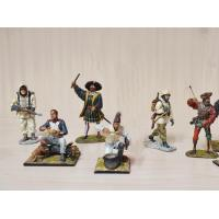 Best military figure metal soldier wholesale