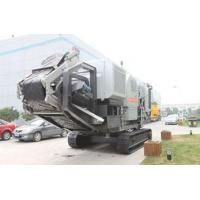 Mobile Crushing Hydraulic-driven Track Mobile Plant