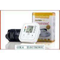 Wall-mount Power Adapters Electronic Blood Pressure Monitor with Voice