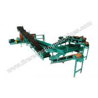 Small Scale Waste Tire Recycling Line