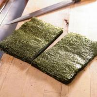 Best Grade A Sushi Nori Sheets with Half Cut Size for Sushi Roll wholesale