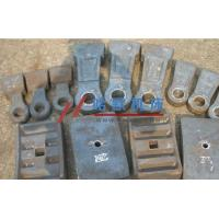 Best Engineering parts Stone crushing machinery wear resistant alloy fittings wholesale