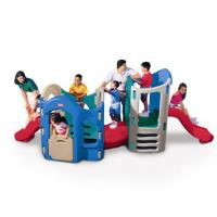 Climbers and Slides 8-in-1 Adjustable Playground