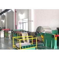 Best 60SPM Scroll Sheeting Lines or Coil Cutting Lines wholesale