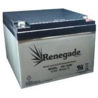 Buy cheap RG-12260. - 12 Volt, 26 Amp SLA Battery from wholesalers