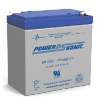 Buy cheap PS-682F1. - 6 Volt, 9 Amp SLA Battery from wholesalers