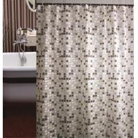 Buy cheap POLYESTER SHOWER CURTAIN YL847 from wholesalers