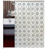 Buy cheap POLYESTER SHOWER CURTAIN YL880-1 from wholesalers