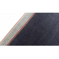 Buy cheap 12.5oz Selvedge denim jeans fabric W061-T from wholesalers