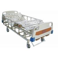 Buy cheap SJ-MM002 3-Crank Manual Hospital Bed from wholesalers