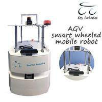 Buy cheap Wheeled mobile robot, AGV robot from wholesalers