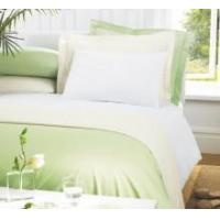 Buy cheap Greens luxury Percale Polycotton Fitted Valance Sheet from wholesalers