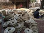 Buy cheap Rattan core 1.5mm bleached white from wholesalers