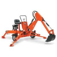 Buy cheap ATV Attachments 14.5 FPT DR Towable Backhoe from wholesalers