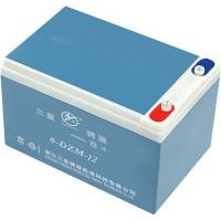Buy cheap friendly battery 6-DZM-12 from wholesalers