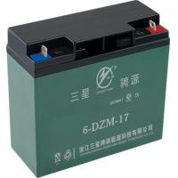 Buy cheap friendly battery 6-DZM-17 from wholesalers