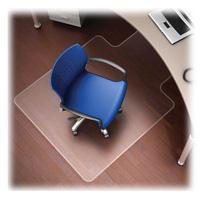 Buy cheap 46x60 w/25x12 lip Non Studded Hard Floor Chairmat from wholesalers