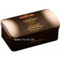 Best Basilur Tea Speciality Classics - Earl Grey Foil Enveloped 20 Tea Bags in Tin Caddy wholesale