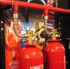 Cheap Halocarbon Fire Suppression System for sale