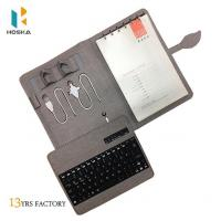 Best PU Leather power bank notebook wholesale