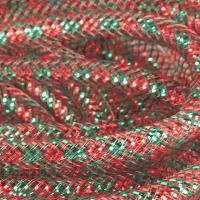 Best Deco Flex Tubing Red Emerald Green Metallic Foil wholesale