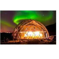 Buy cheap Geodesic dome tent from wholesalers