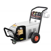 Best 4000PSI Mobile Steam Heating Electric Water Self-sucking High Pressure Car Cleaning Washer Machine wholesale